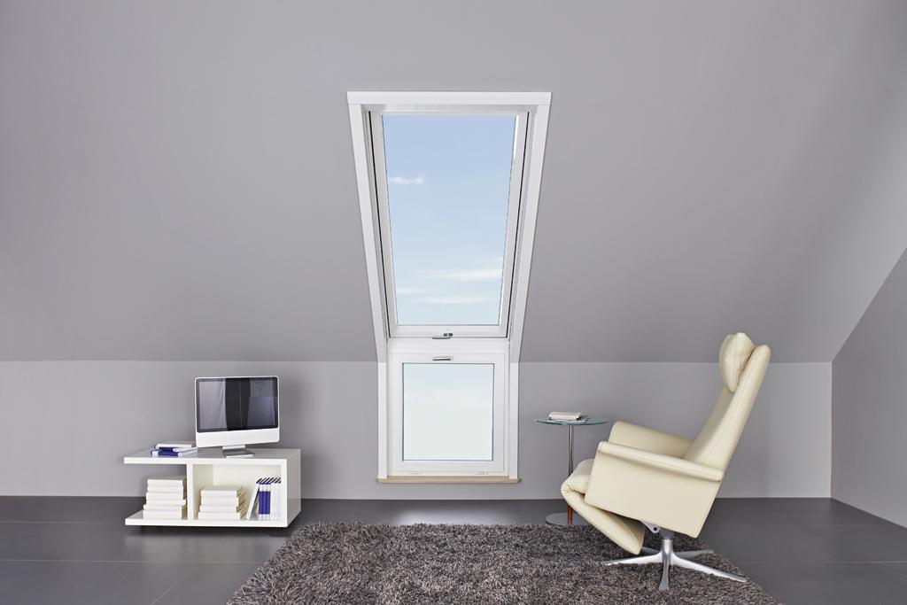 Fassadenschlussfenster