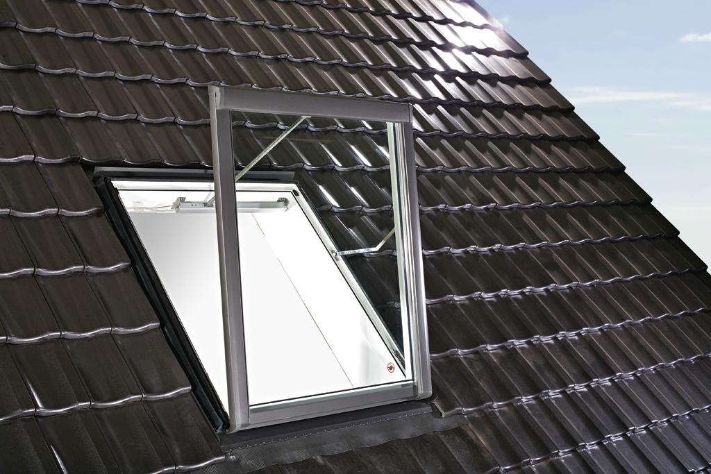 Fenster Rauch-Wärmeabzug