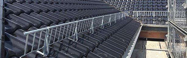 Metall am Dach - Spenglerarbeiten durchgeführt von Jordan Bedachungen
