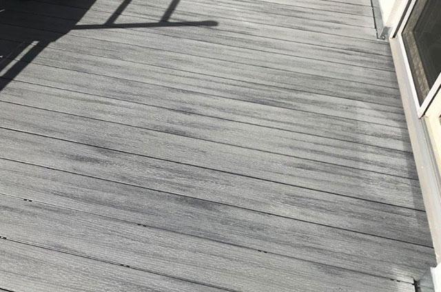 Balkonsanierung Terrassendielen Holz