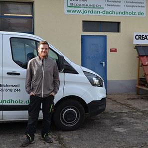Trockenbauer Michael Oswald von Jordan Bedachungen
